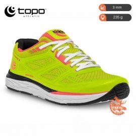 Topo Athletic Fli Lyte 2 Femme Green Coral