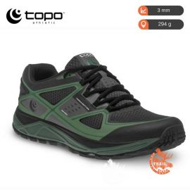 Topo Athletic Terraventure charcoal/green