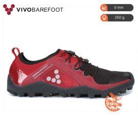 Vivobarefoot Primus Trail SG Black Red