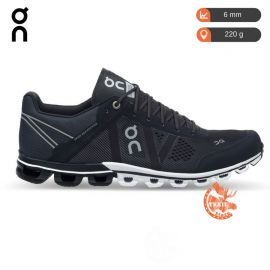 On Running Cloudflow Black Asphalt Homme