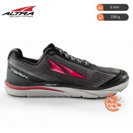 Altra Torin 3.0 Black Red Homme noir rouge