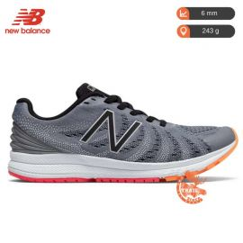 New Balance FuelCore Rush V3 Grey Black Femme