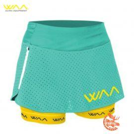 Ultra Skirt Femme WAA mint vert d'eau jupette waa