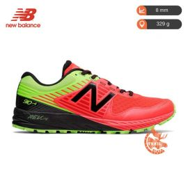 New Balance 910 V4 Red Green Homme rouge verte revlite toe protect