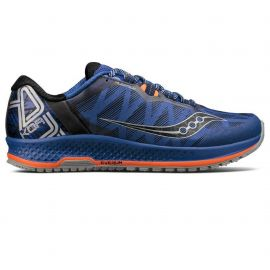 Saucony KOA TR Bleu Orange Homme