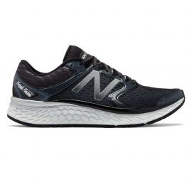 New Balance 1080 V7 Fresh Foam Black White Homme