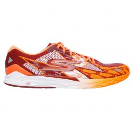 Skechers Gomeb Speed 4.0 Red Orange Homme
