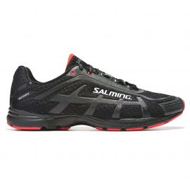 Salming Distance D4 Black Red Homme