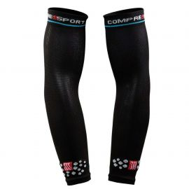 Compressport manchettes Arm Force Sleeve Black