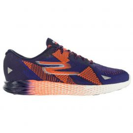 Skechers Gomeb Razor Blue Orange
