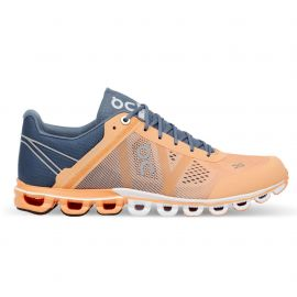 On Running Cloudflow Almond Grey Femme