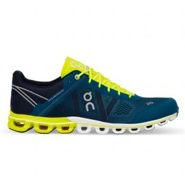 On Running Cloudflow Petrol Neon Homme