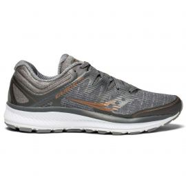 Saucony Guide Iso Cuivre Gris Homme