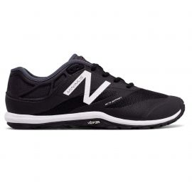 New Balance Minimus Black White Homme