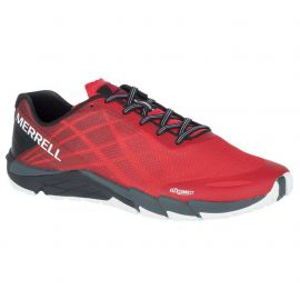Merrell Bare Access Flex High Risk Red Homme