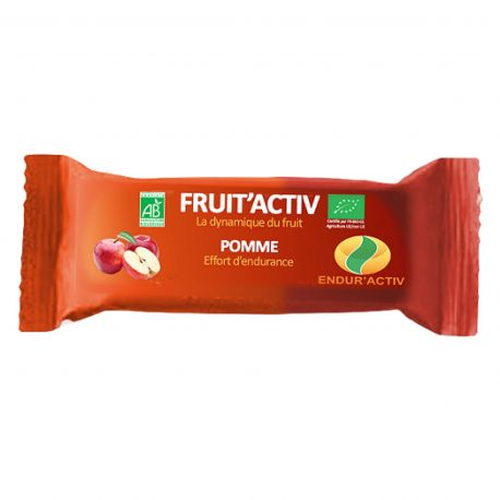 Barre Fruit Activ Pomme UNITE Endur'Active