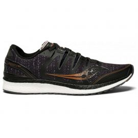 Saucony Liberty Iso Slime Cuivre Noir Homme