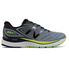 New Balance 880 V7 Grey Black Homme