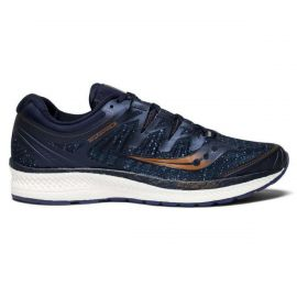 Saucony Triumph Iso 4 Navy Denim Copper Homme