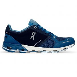 On Running Cloudflyer Blue White Homme