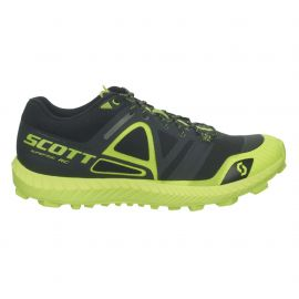 Scott Supertrac RC Black Yellow Femme
