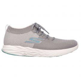 Skechers Gorun 6 Gray White Femme