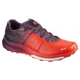 Salomon S/LAB Ultra 2 Racing Red Maverick White