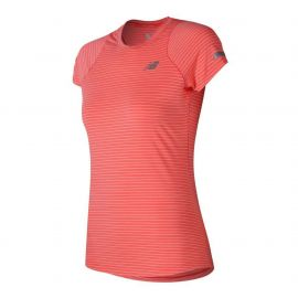 New Balance Seasonless Short Sleeve Femme