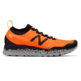 New Balance Fresh Foam Hierro V3 Orange Black Homme