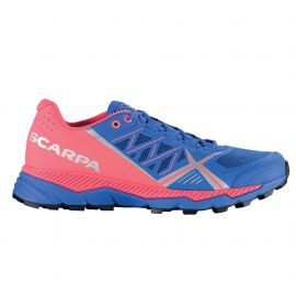 Scarpa Spin RS Dazzling Blue Punch Fluo Femme