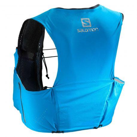 Salomon S/LAB Sense Ultra 5 Set Racing Blue Transcend