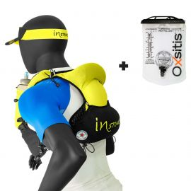 Pack Instinct Evolution Trail Vest + Poche à eau 1 litre