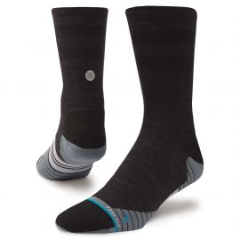 Stance Uncommon Solids Wool Crew
