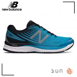 New Balance 880 V8 Bright Blue Homme
