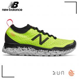 New Balance Fresh Foam Hierro V3 Yellow Black Homme