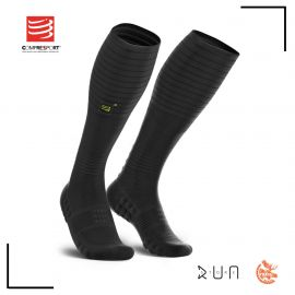 Compressport Full Socks Oxygen Black Edition 10