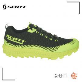 Scott Supertrac Ultra RC Black Yellow