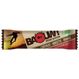 Baouw Chocolat Noisette Orange