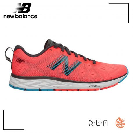New Balance 1500 V4 Orange Black Femme