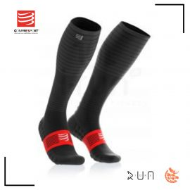 Compressport Full Socks Oxygen Black