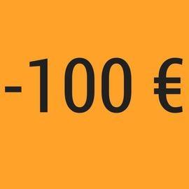 Cadeau -100€