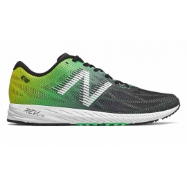 New Balance 1400 V6 Black Green Homme