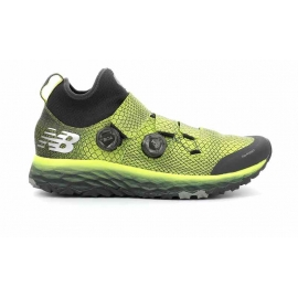 New Balance Fresh Foam Hierro V4 Yellow Boa Homme