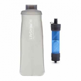 Life Straw Flasque