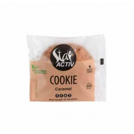 Stay'Activ Cookie individuel caramel