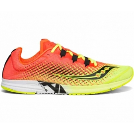 Saucony Type A9 Citron Orange Homme