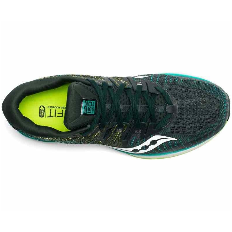 Saucony Liberty Green Homme Teal Iso 2 nX0OwP8k