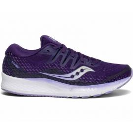 Saucony Ride ISO 2 Purple Femme