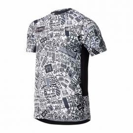 New Balance Ice 2.0 TShirt London Marathon Black Multi Homme