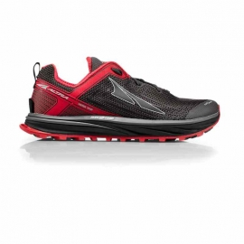 Altra Timp Trail 1.5 Red Gray Homme
